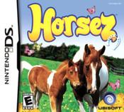 Horsez - DS Game