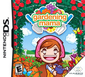 Gardening Mama - DS Game