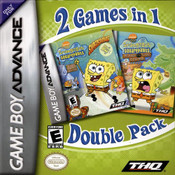 SpongeBob SquarePants: SuperSponge / SpongeBob SquarePants: Revenge of the Flying Dutchman - Game Boy Advance Game