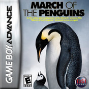 March of the Penguins - Game Boy Advance Game