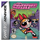 Powerpuff Girls Him and Seek - Game Boy Advance Game