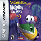 LarryBoy and the Bad Apple - Game Boy Advance Game