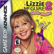 Lizzie McGuire 2 - Game Boy Advance Game