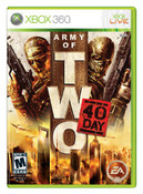 Army of Two: The 40th Day - Xbox 360 Game