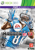 Madden 13 - Xbox 360 Game