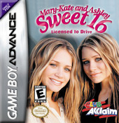 Mary Kate and Ashley Sweet 16 - Game Boy Advance Game
