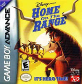 Home on the Range - Game Boy Advance Game
