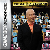 Deal or No Deal - Game Boy Advance Game