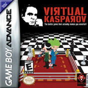 Virtual Kasparov - Game Boy Advance Game