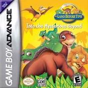 Land Before Time Into the Mysterious Beyond - Game Boy Advance Game