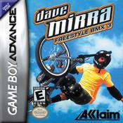 Dave Mirra Freestyle BMX 3 - Game Boy Advance Game