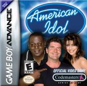 American Idol - Game Boy Advance Game