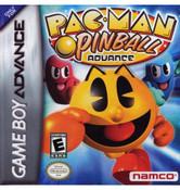 Pac-Man Pinball Advance - Game Boy Advance Game