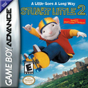 Stuart Little 2 - Game Boy Advance Game