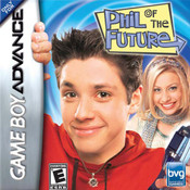 Phil of the Future - Game Boy Advance Game