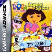 Dora Super Spies - Game Boy Advance Game