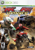 MX vs ATV Untamed - Xbox 360 Game