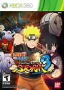 Naruto Shippuden Ultimate Ninja Storm 3 - Xbox 360 Game