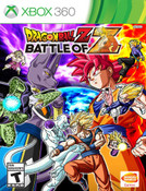 Dragon Ball Z Battle of Z - Xbox 360 Game