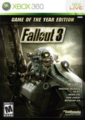 Fallout 3 Game of the Year Edition - Xbox 360 Game
