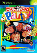 Monopoly Party - Xbox Game