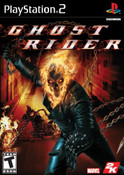 Ghost Rider - PS2 Game