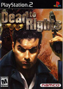 Dead to Rights - PS2 Game