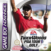 Tiger Woods PGA Tour Golf - Game Boy Advance Game