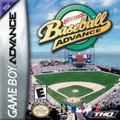 Baseball Advance - Game Boy Advance Game