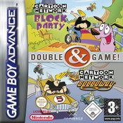Cartoon Network Block Party Speedway - Game Boy Advance Game