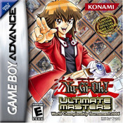 Yu-Gi-Oh Ultimate Masters - Game Boy Advance Game