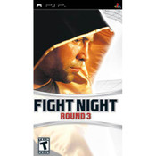 Fight Night Round 3 - PSP Game