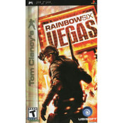 Rainbow Six Vegas - PSP Game