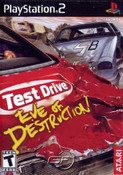 Test Drive Eve of Destruction - PS2 Game