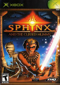 Sphinx and the Cursed Mummy - Xbox Game