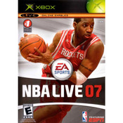 NBA Live 07 - Xbox Game