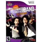 Naked Brothers Band the Video Game - Wii Game