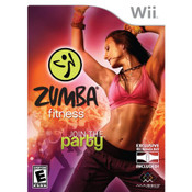 Zumba Fitness - Wii Game