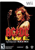 ACDC Live Rockband Track Pack - Wii Game