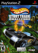 Hot Wheels Stunt Track Challenge - PS2 Game