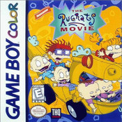 Rugrats Movie - Game Boy Color Game
