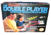 Complete Acclaim Double Player Wireless Controllers - Nintendo NES