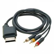 Original Microsoft Xbox 360 AV Composite Cables - Xbox 360