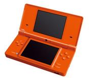 Nintendo DSi Orange Handheld System