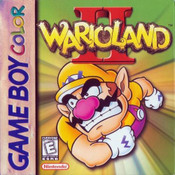 Wario Land II - Game Boy Color Game