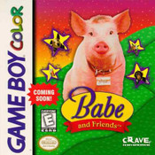 Babe and Friends - Game Boy Color Game
