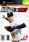 Major League Baseball 2k7 - Xbox Game