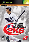 Major League Baseball 2k6 - Xbox Game