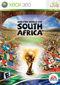 2010 Fifa World Cup South Africa - Xbox 360 Game
