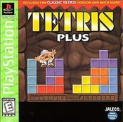 Complete Tetris Plus Greatest Hits - PS1 Game